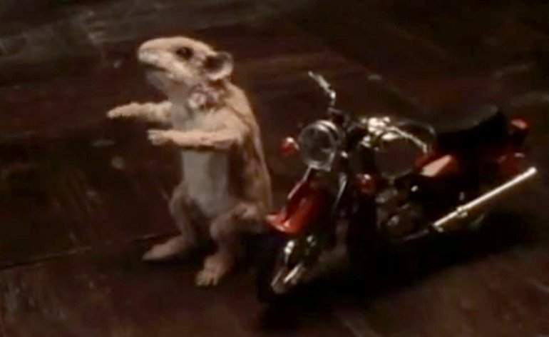 The Mouse and the Motorcycle (1986)