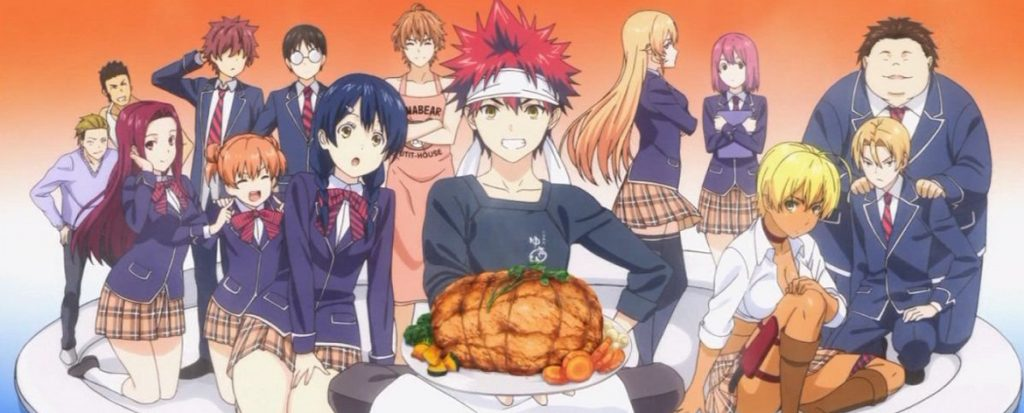 Food Wars: Complete Collection (Blu-ray)