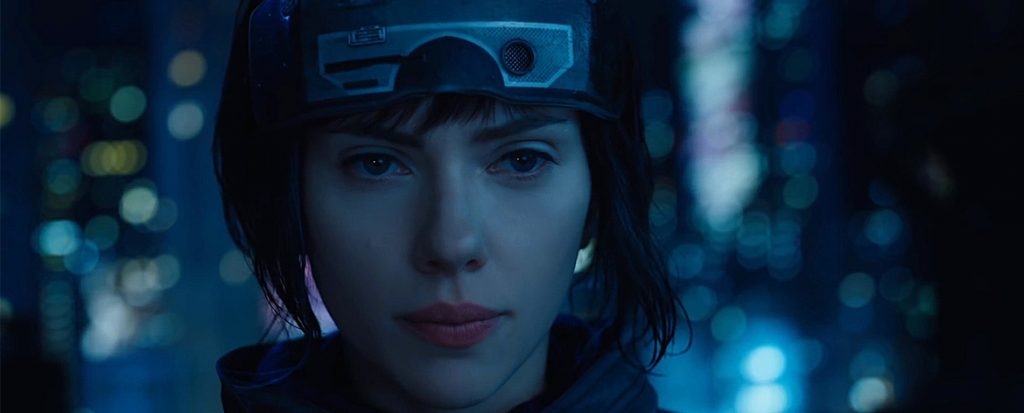 Ghost in the Shell (4K Blu-ray)