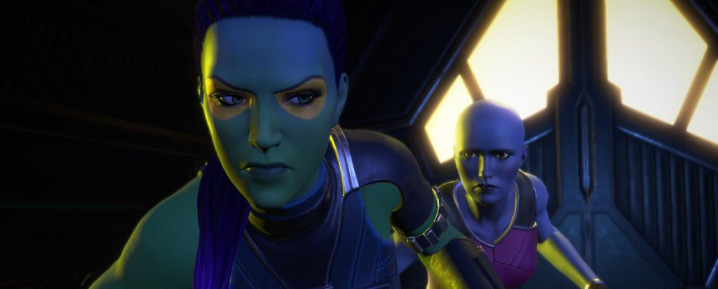 Guardians of the Galaxy: The Telltale Series Episode Three
