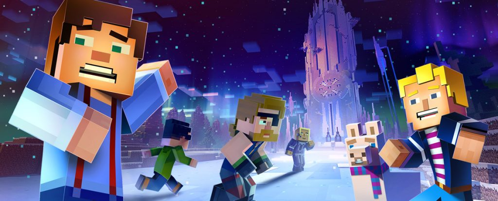 Minecraft: Story Mode – Season Two Episode Two