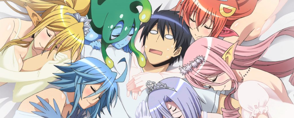 Monster Musume: Everyday Life with Monster Girls (Blu-ray)