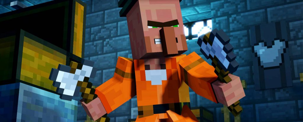 Minecraft: Story Mode – Season Two Episode Three