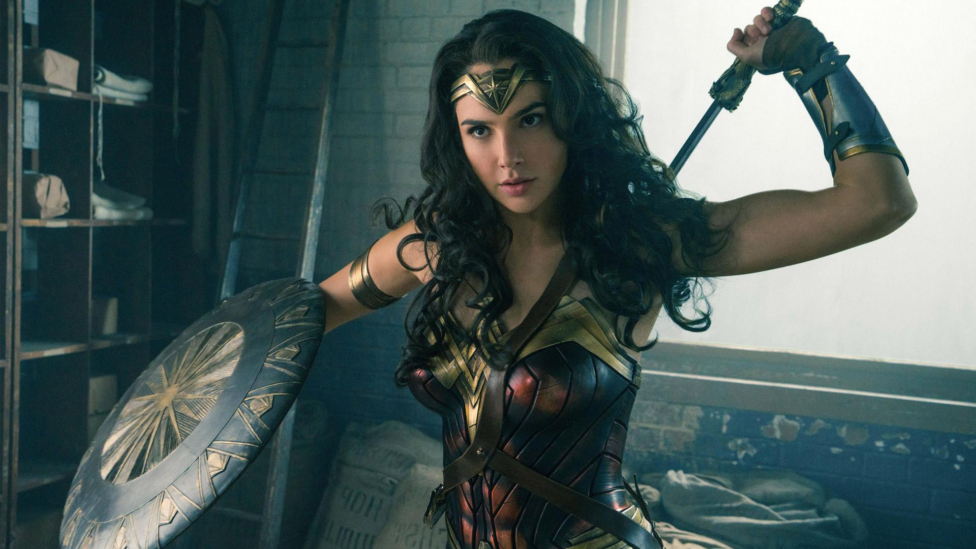 Wonder Woman (4K Blu-ray)