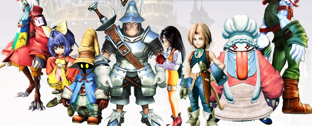 Final Fantasy IX (PS4)
