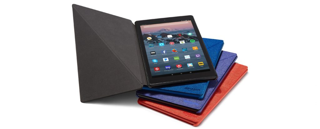 Amazon Kindle Fire HD 10 (2017)