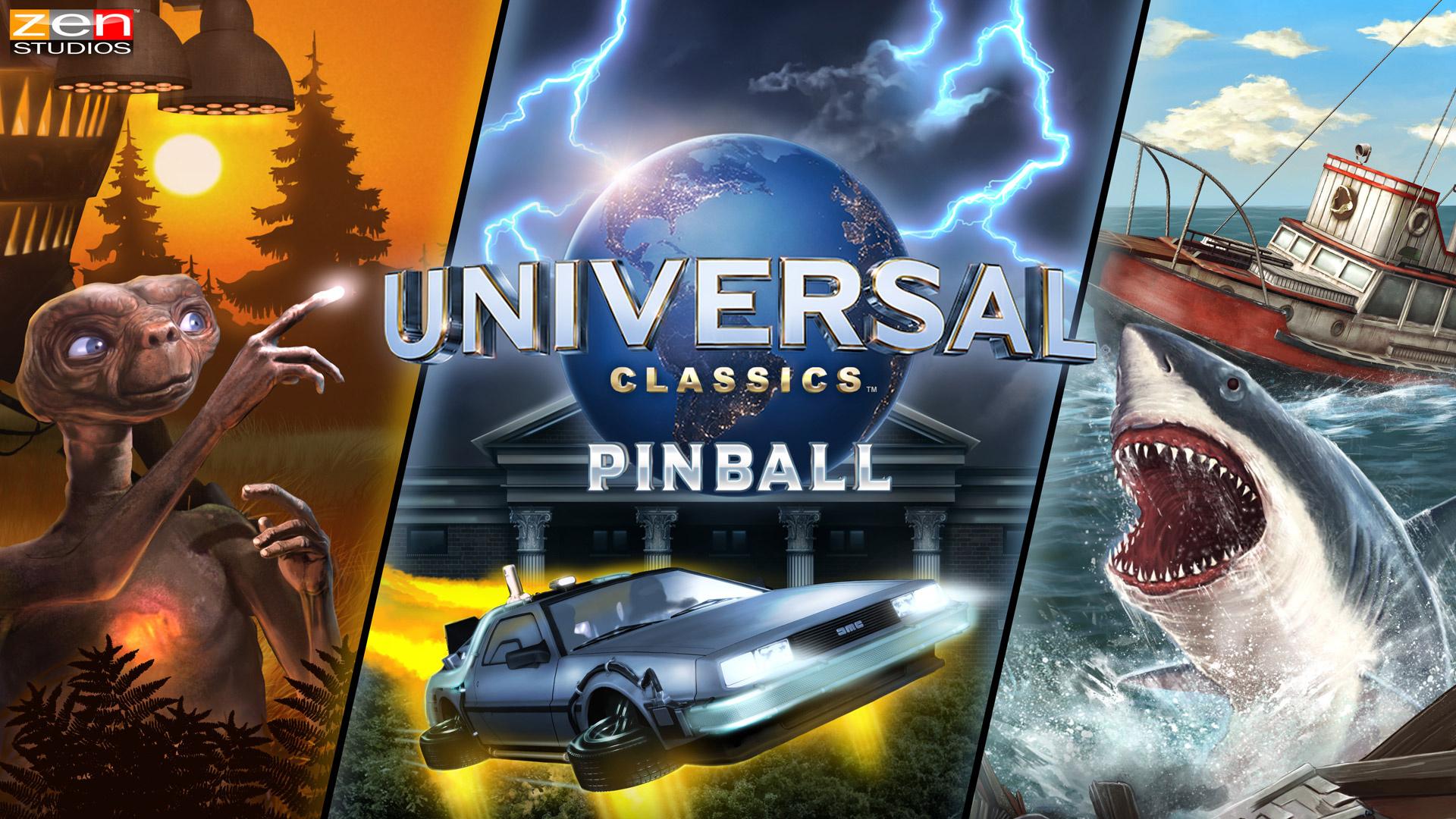 Pinball FX3: Universal Classics Pinball Game Reviews