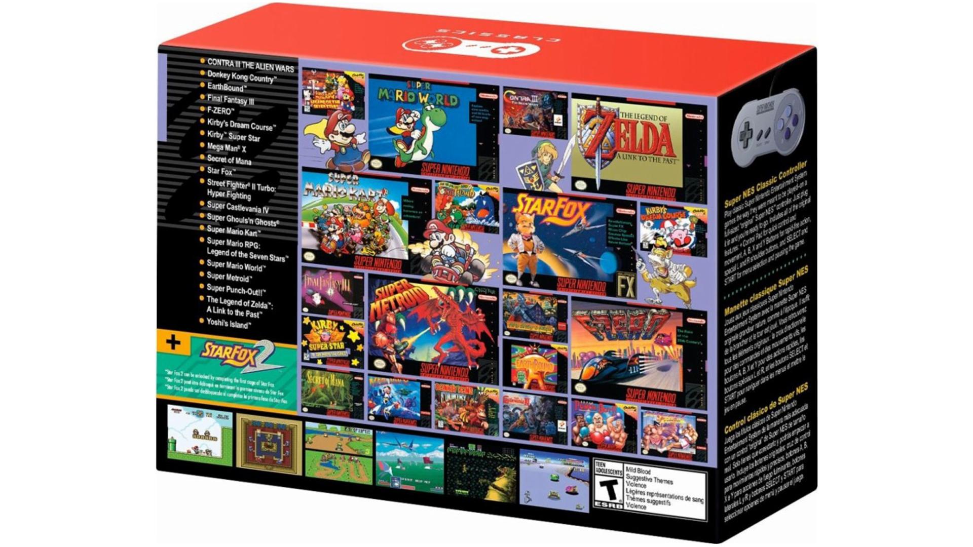 SNES Classic Edition Gaming Reviews | Popzara Press