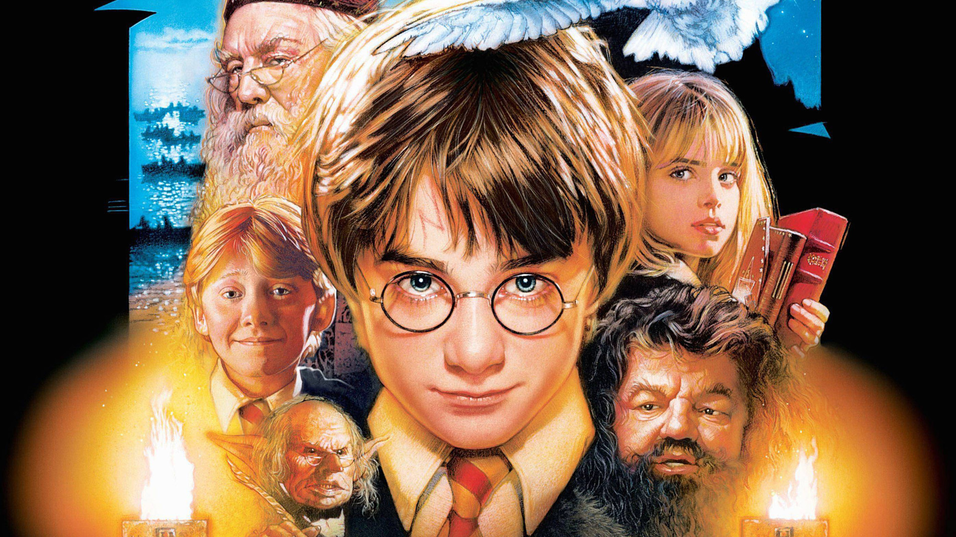Harry Potter: Years 1-4