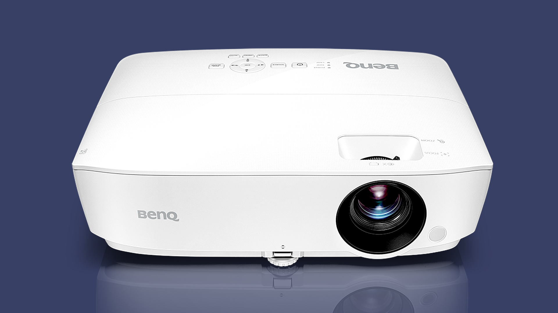 BenQ MH530FHD Home Theater DLP Projector