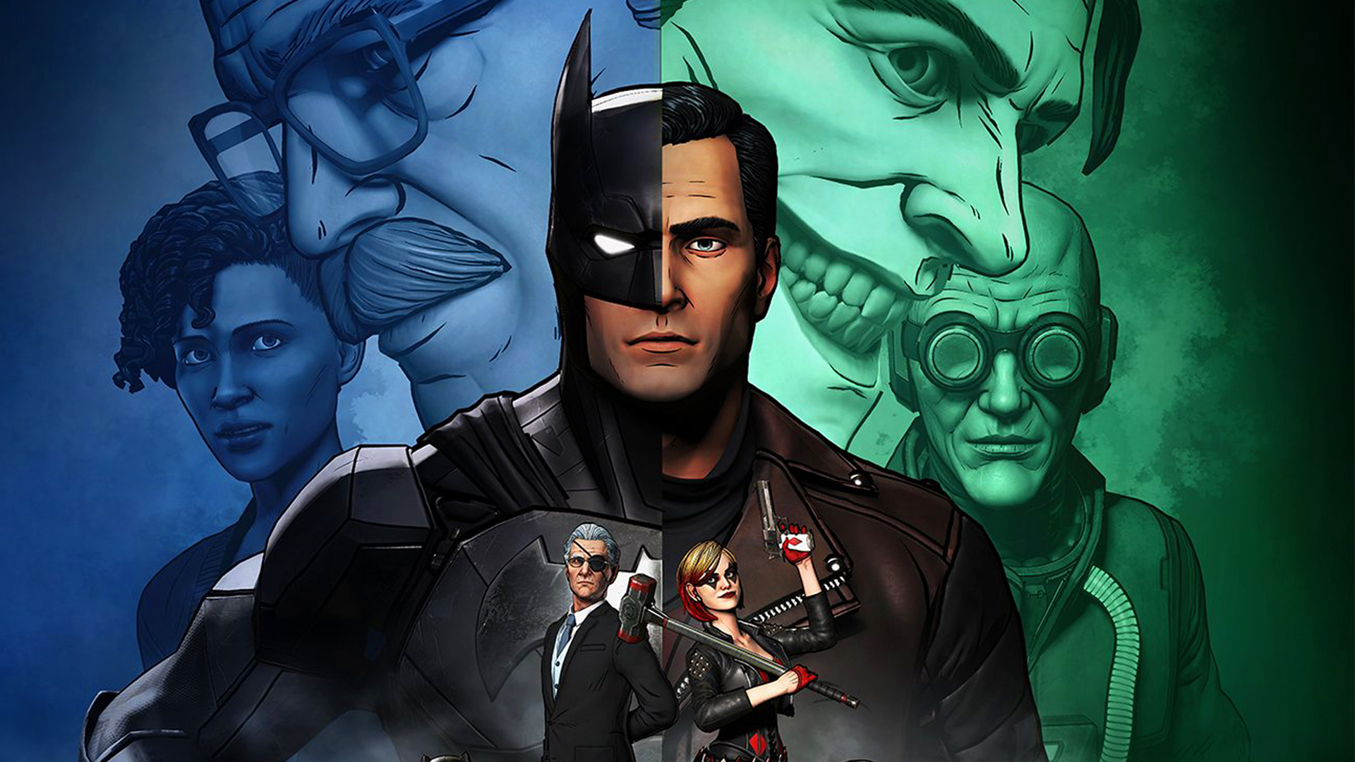 Batman The Enemy Within Episode 4: What Ails You