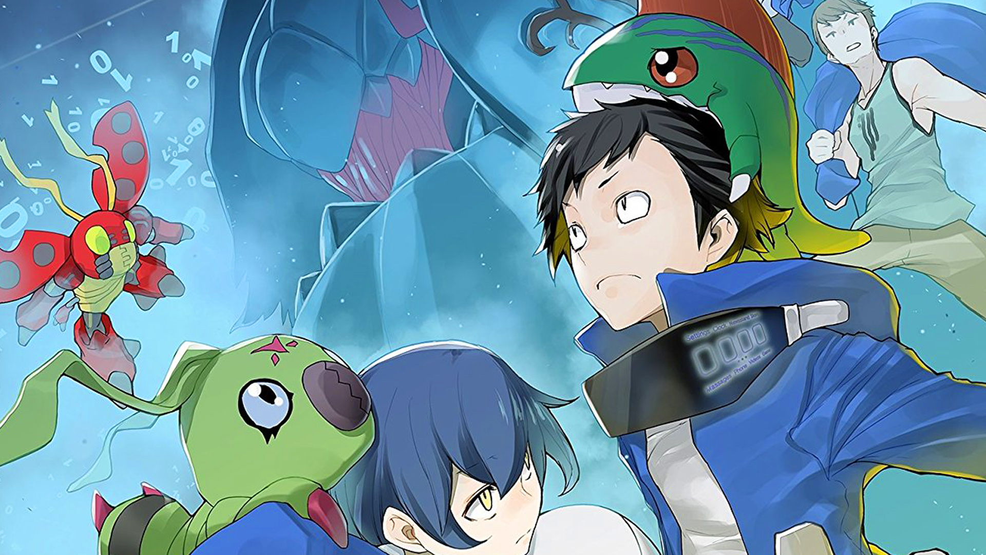 Digimon World: Cyber Sleuth – Hacker's Memory