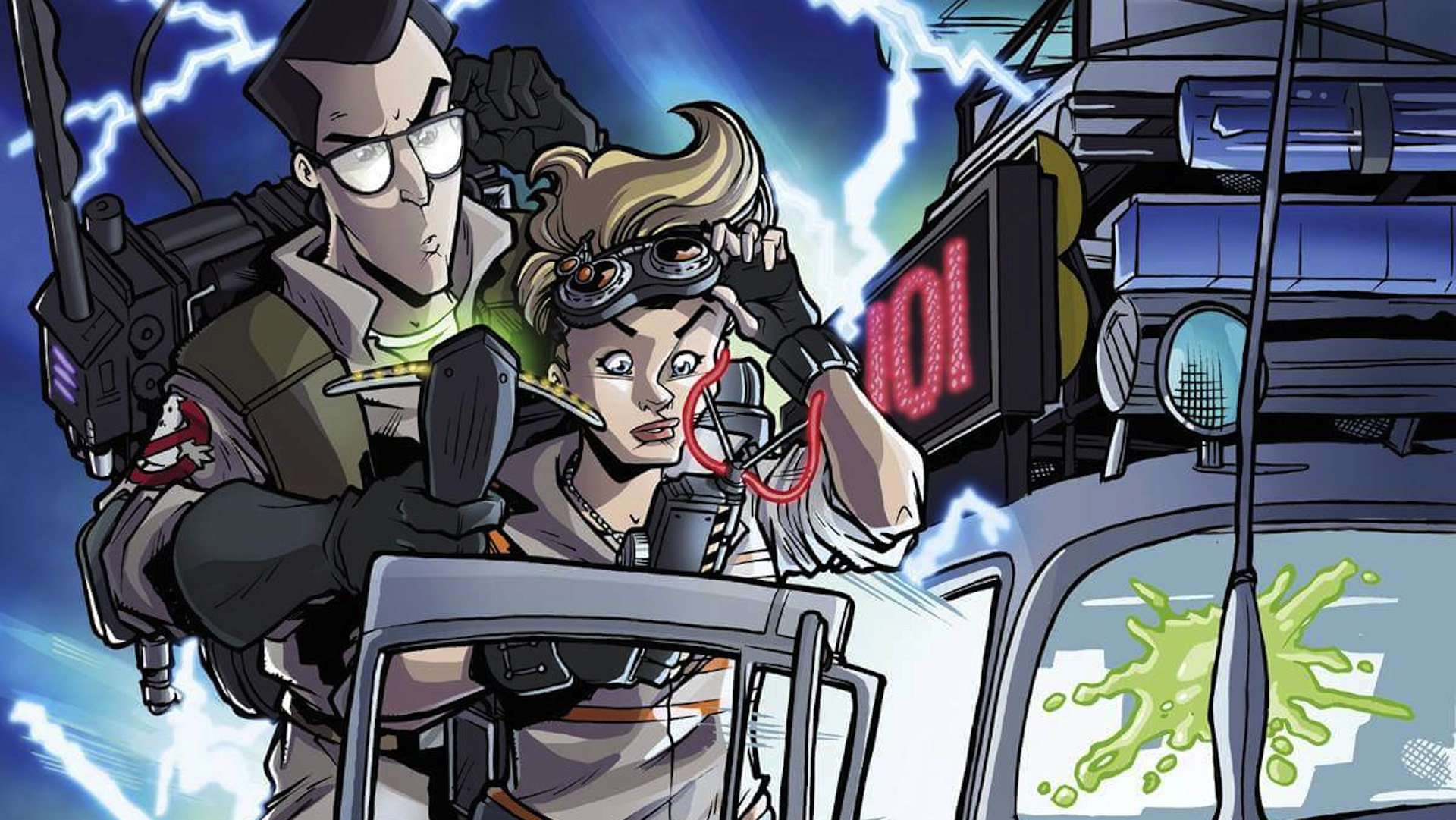 Ghostbusters 101: Everyone Answers The Call (2017)