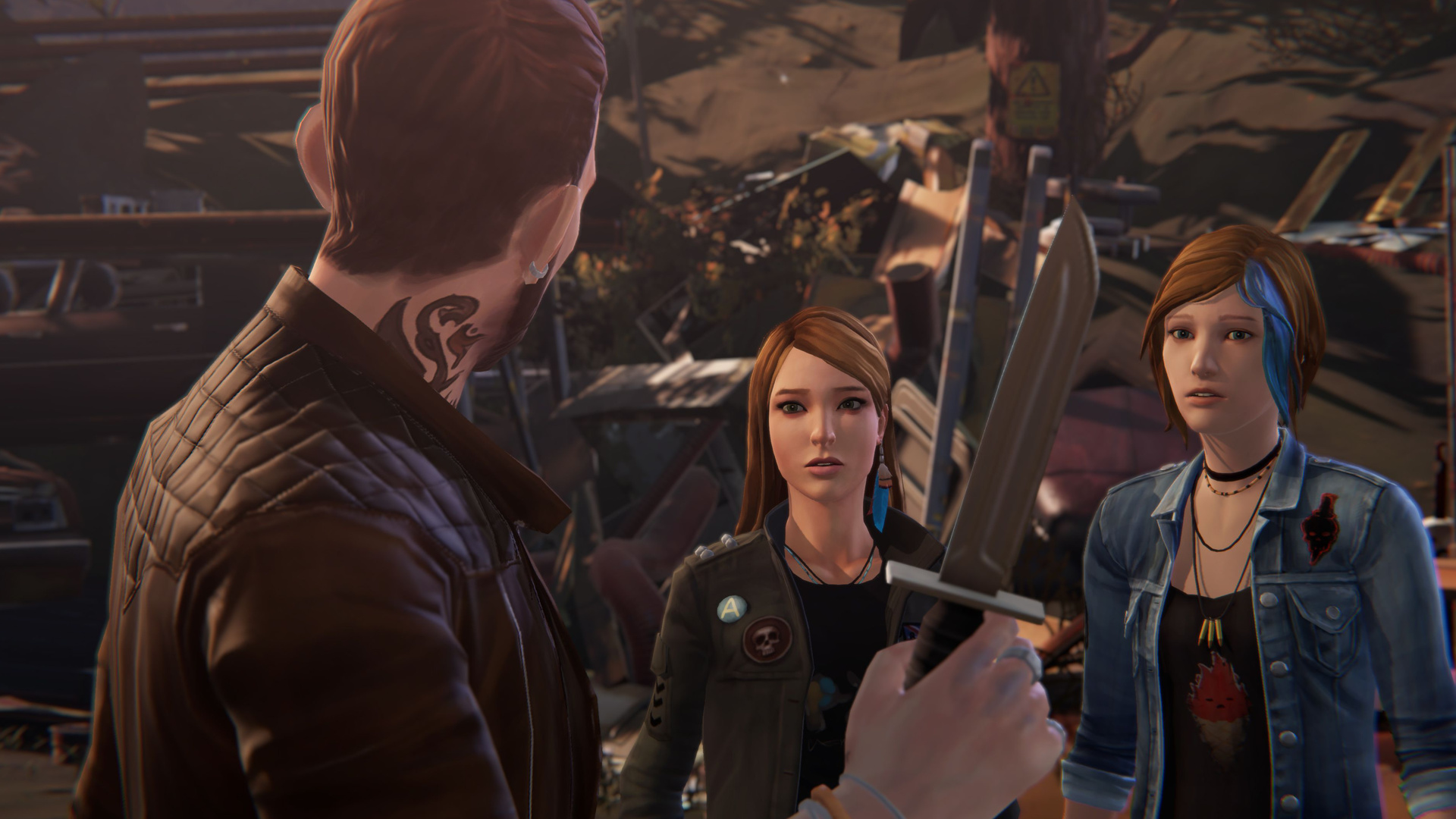 Life is Strange Before the Storm Episode 3 – Hell is Empty