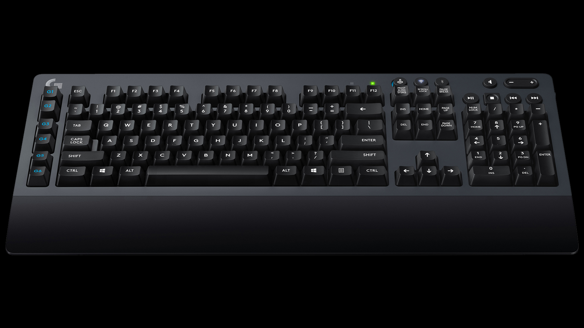 logitech g613 wireless mechanical keyboard gadget reviews popzara press. Black Bedroom Furniture Sets. Home Design Ideas