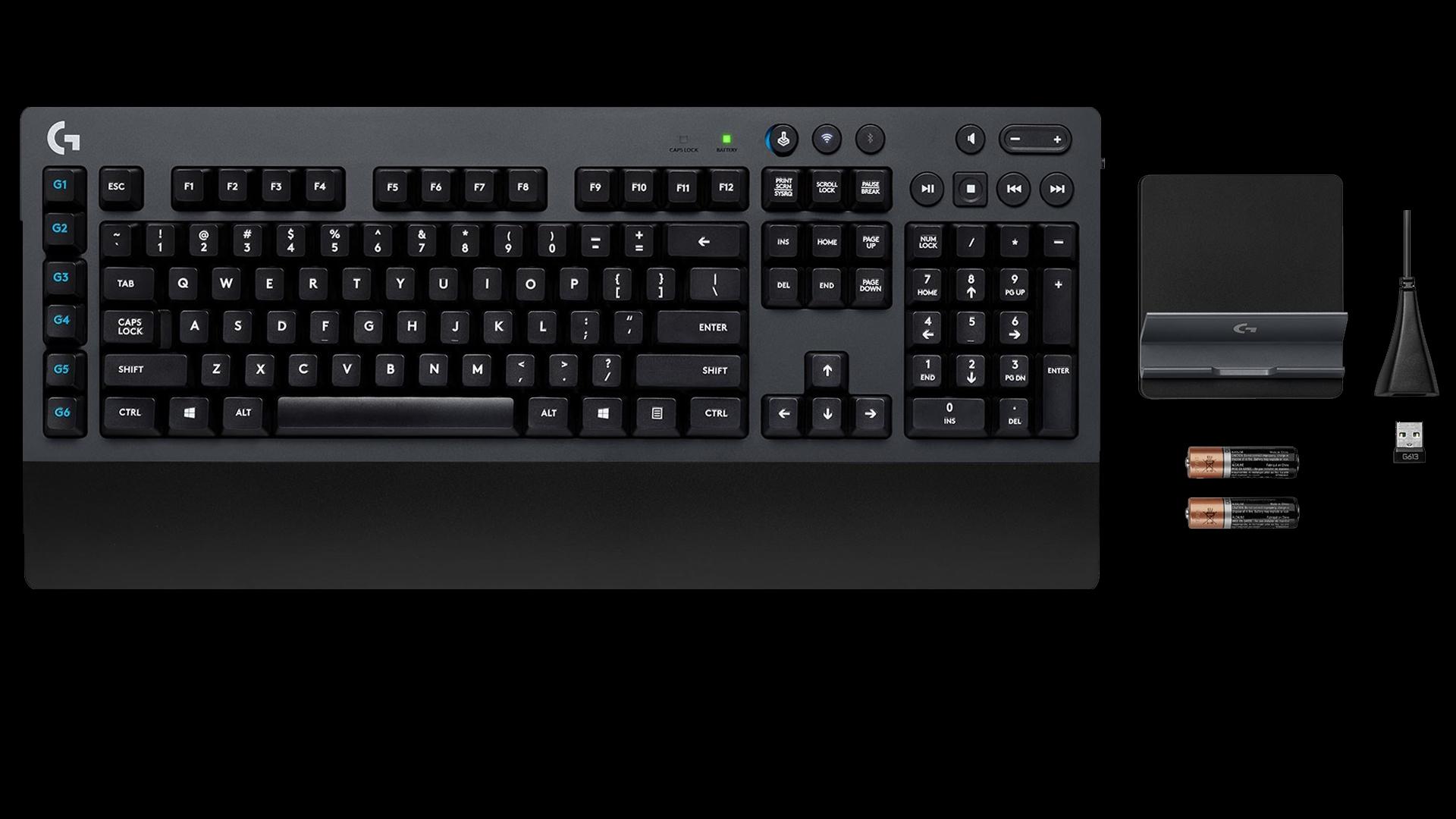 Logitech G613 Wireless Mechanical Keyboard