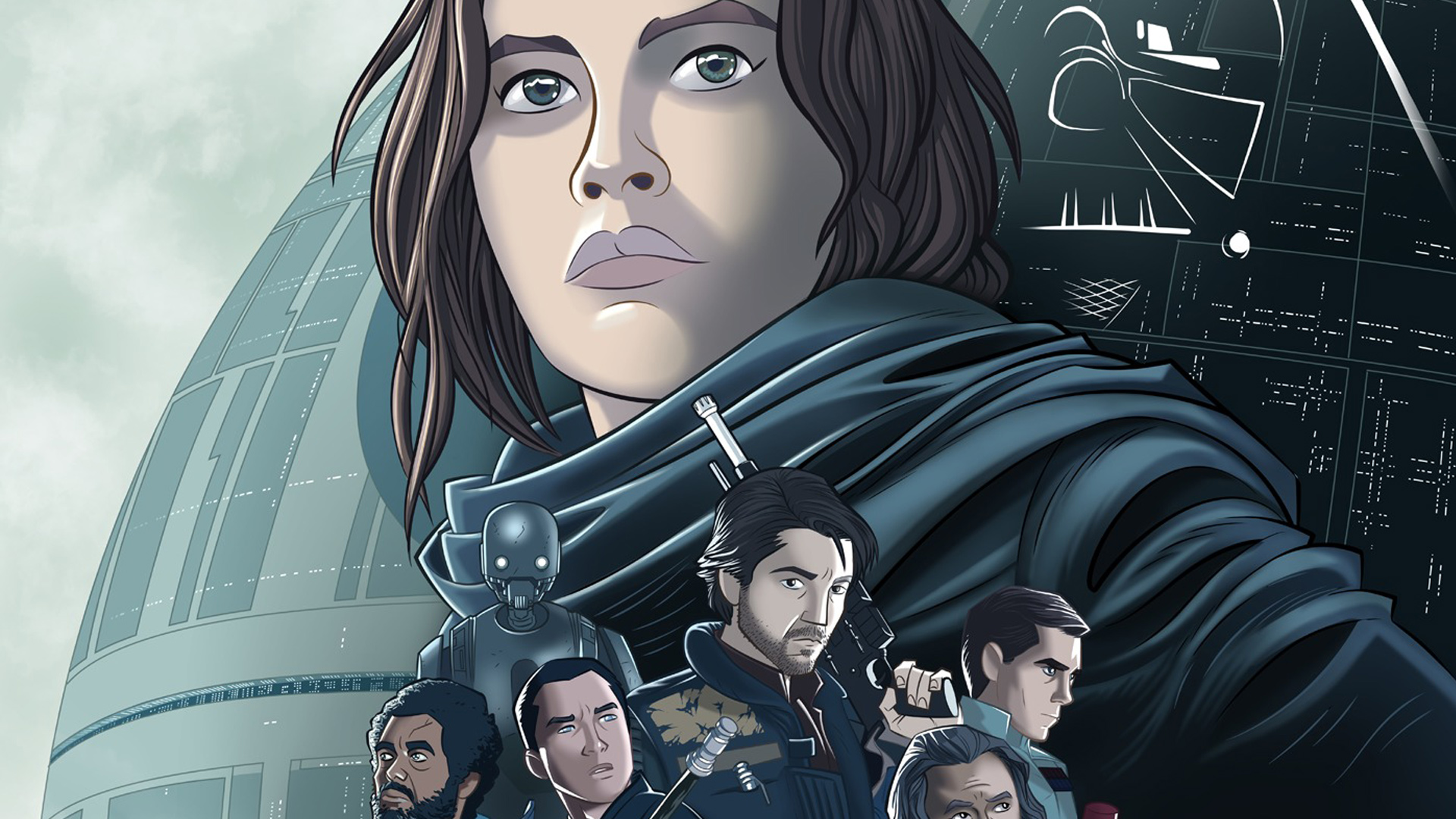 Star Wars: Rogue One Graphic Novel (2017)
