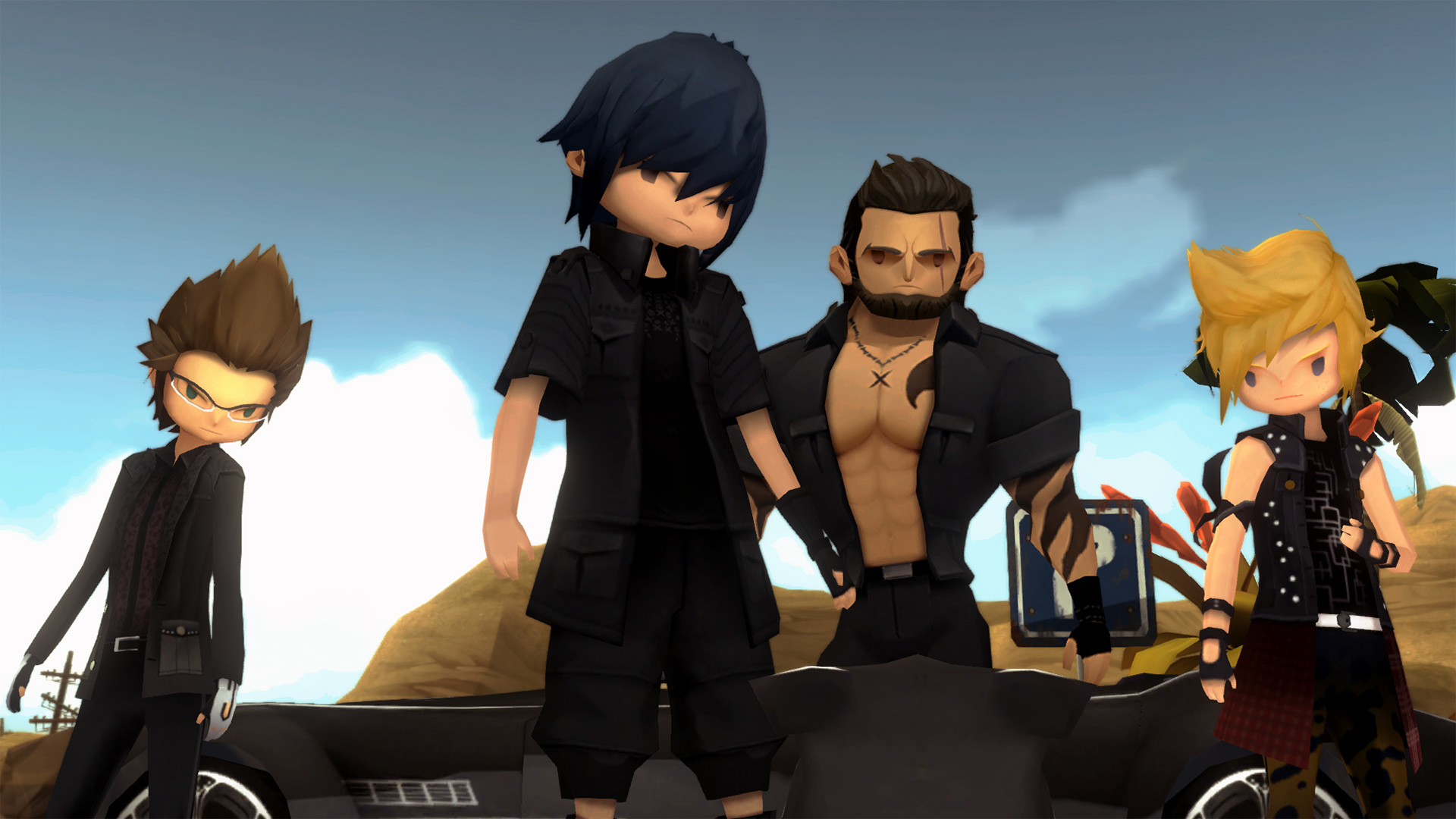 Final Fantasy XV : Pocket Edition