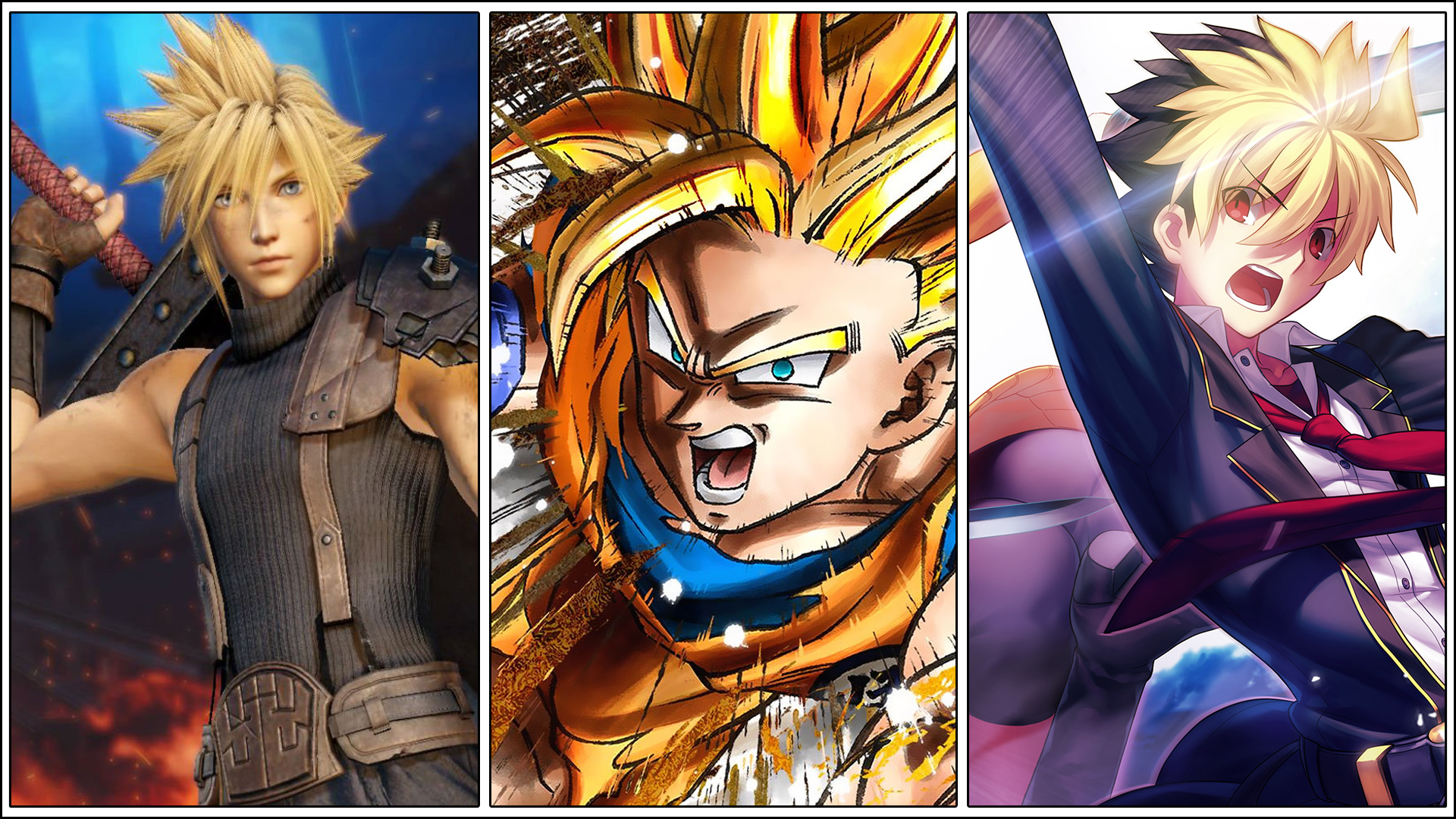 Go For Broke: Dragon Ball FighterZ and Dissidia Final Fantasy NT Lead 2018's Fighting Charge