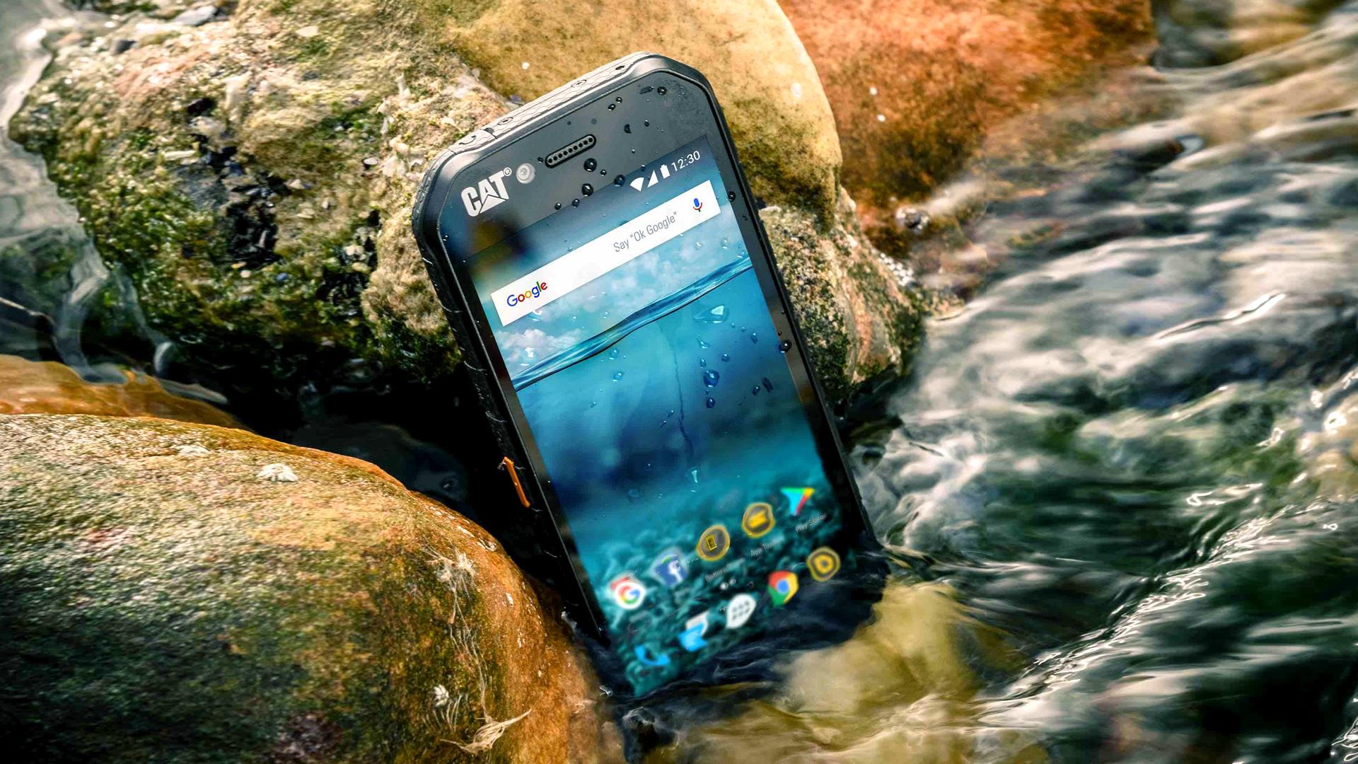 Caterpillar S41 Rugged Smartphone