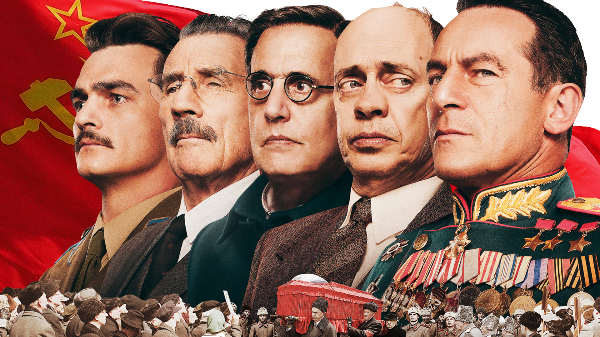 The Death of Stalin (2018)