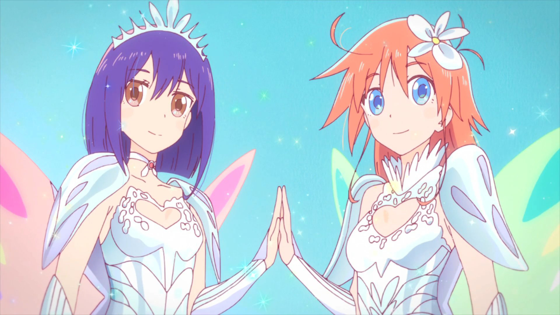 Flip Flappers: Complete Collection