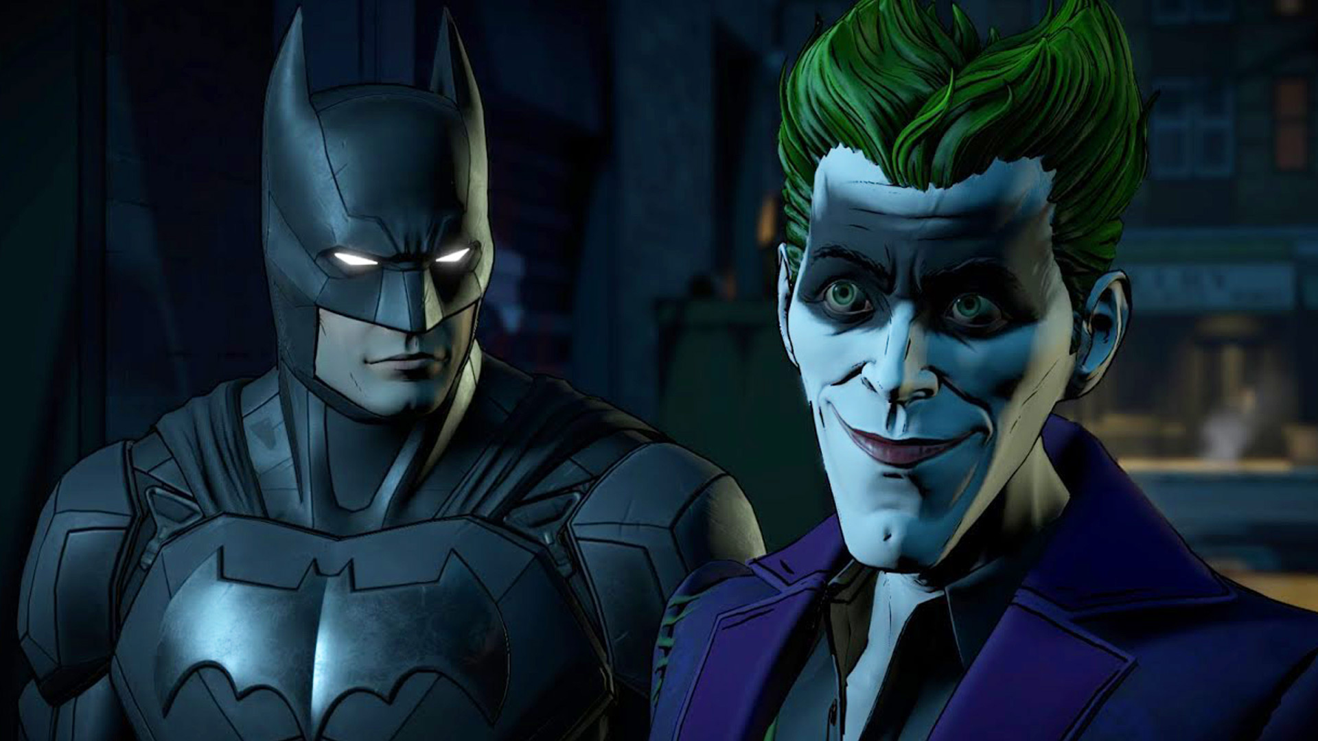 Batman The Enemy Within Episode 5: Same Stitch