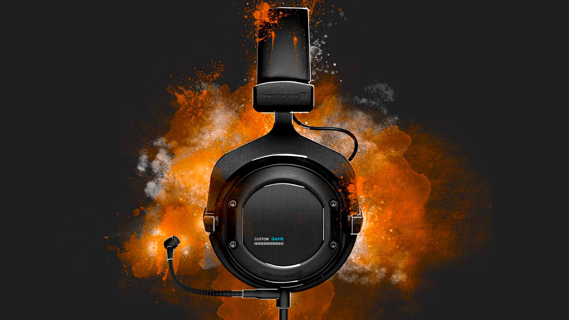 Beyerdynamic CUSTOM Game Interactive Gaming Headset