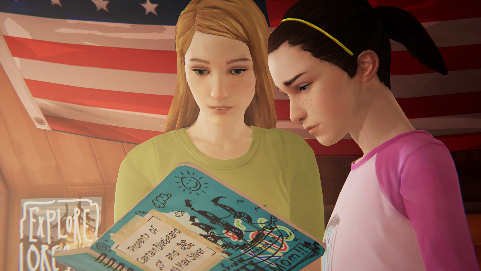 Life Is Strange: Before the Storm – Farewell