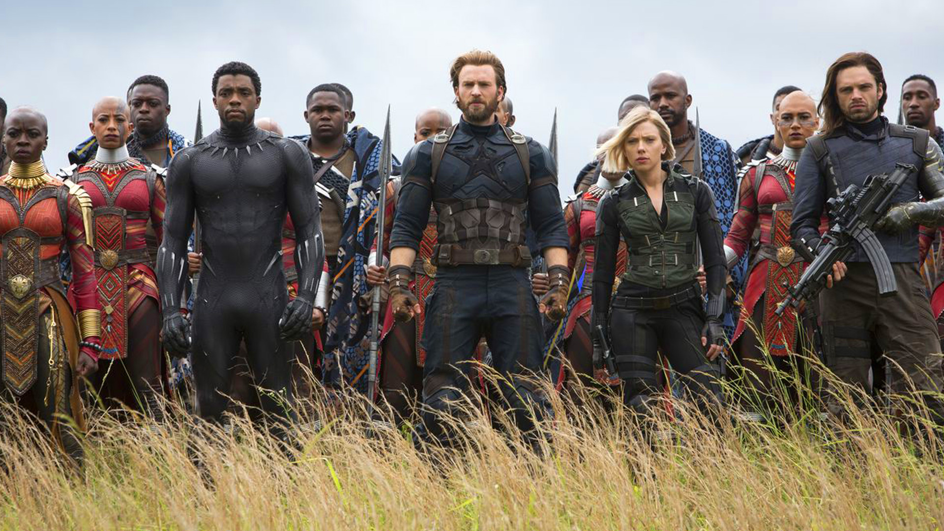 Marvel's Avengers: Infinity War – Stars, Stripes, and Spectacular