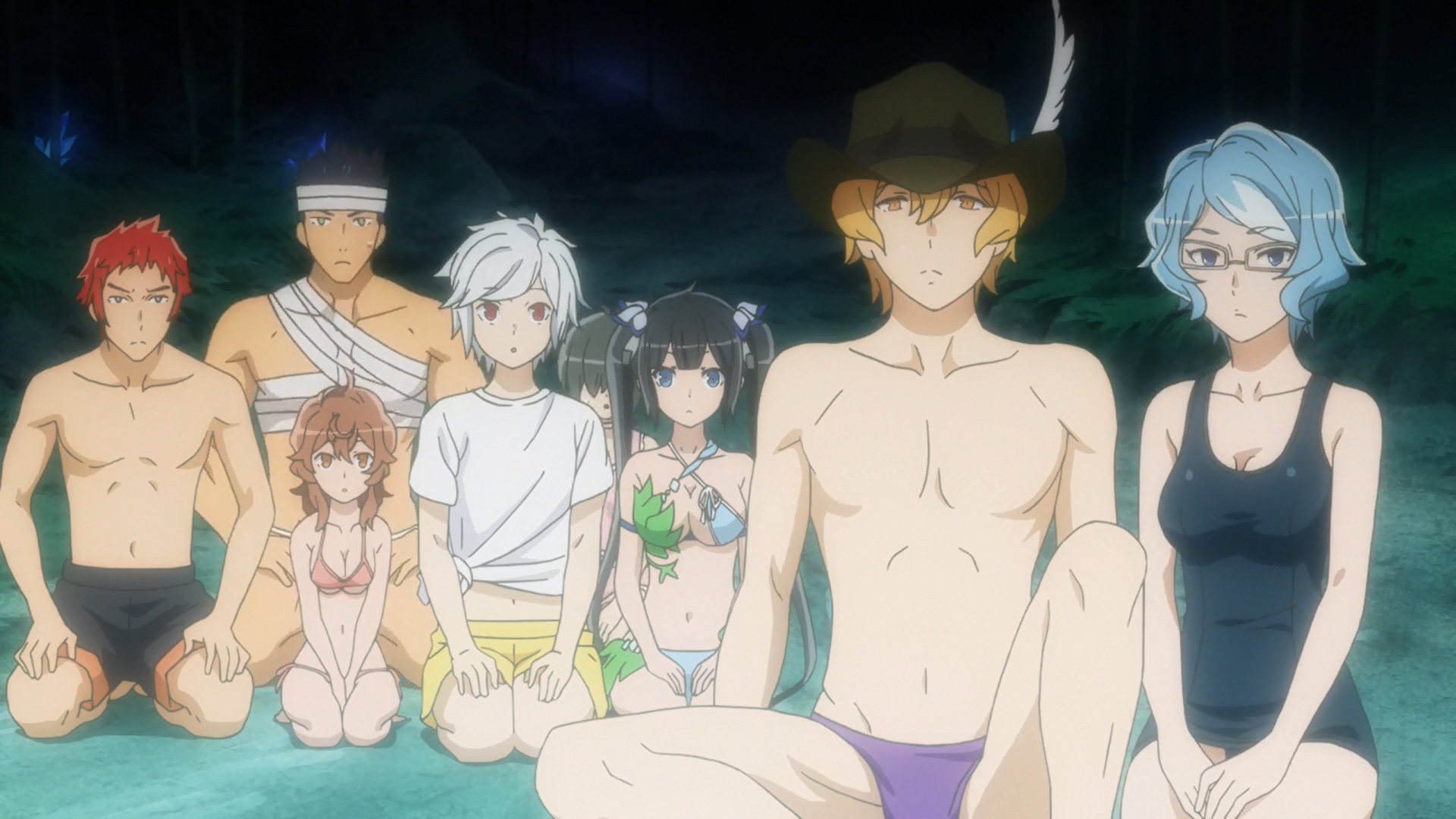 Is it Wrong to Expect a Hot Spring in a Dungeon?