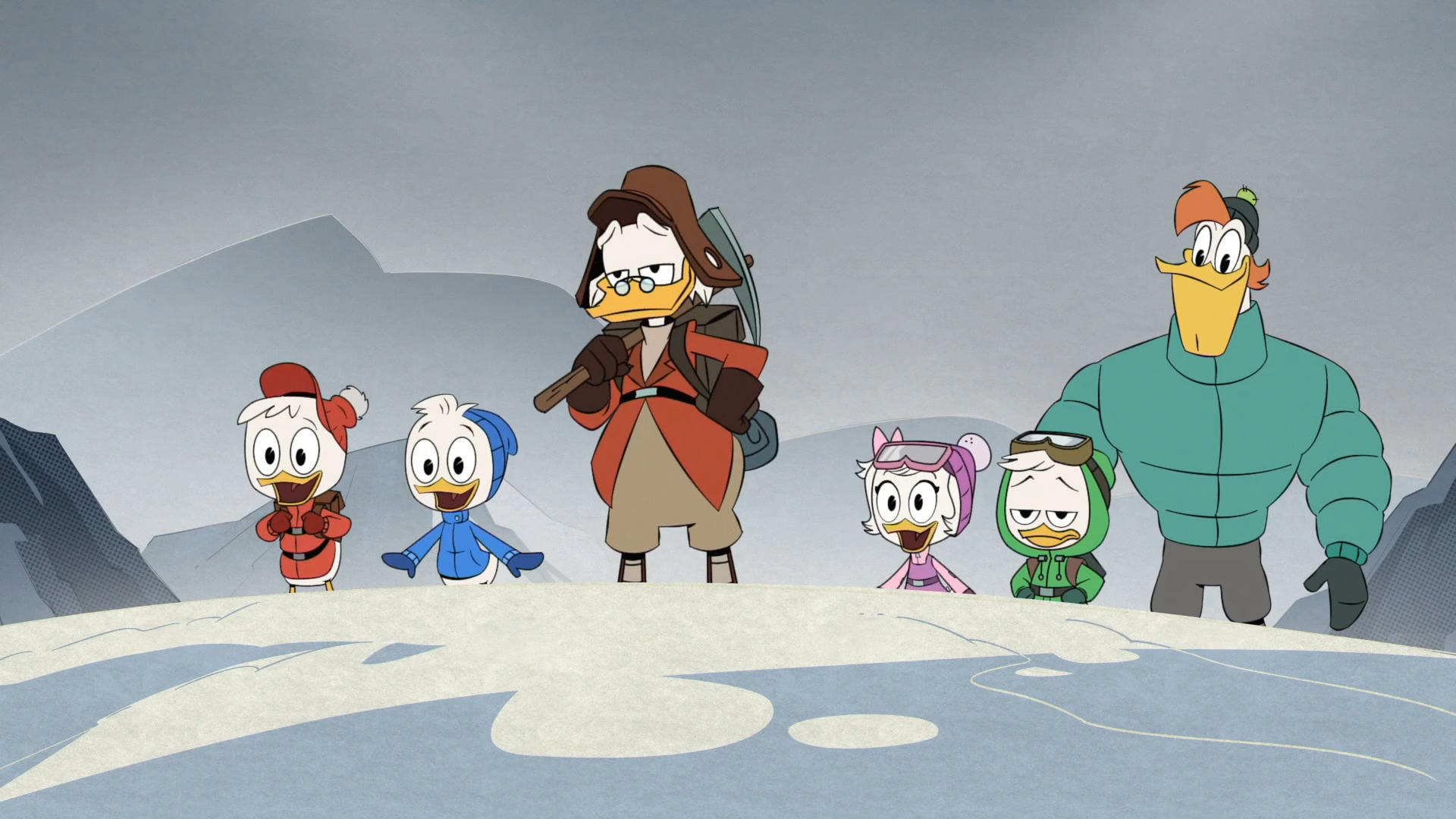 DuckTales Destination: Adventure