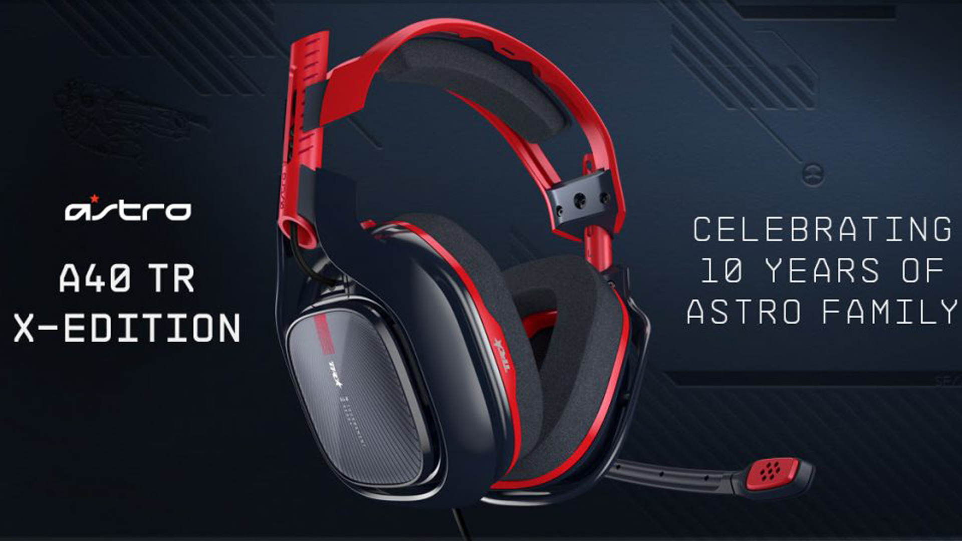 E3 2018: Astro Gaming's A40 TR X-Edition Hands-on