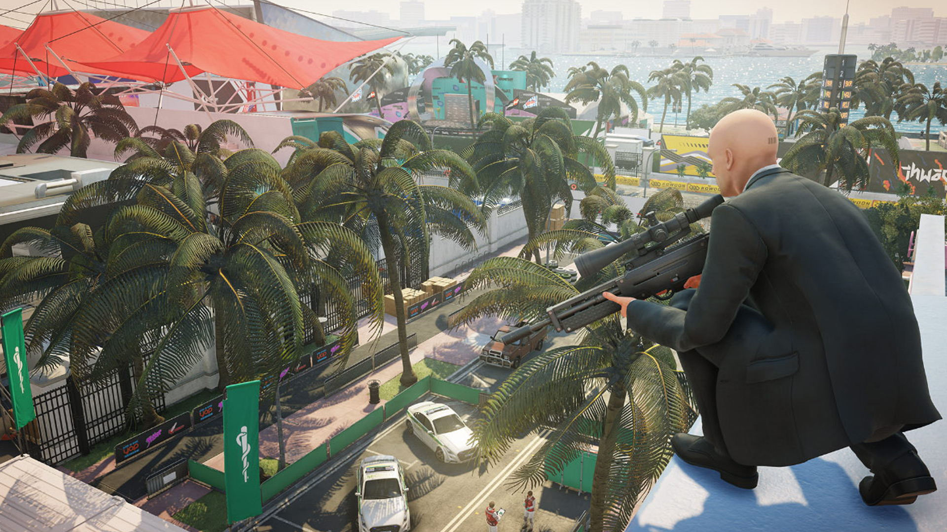 E3 2018: Hitman 2 Hands-on: These Fish Are Deadly