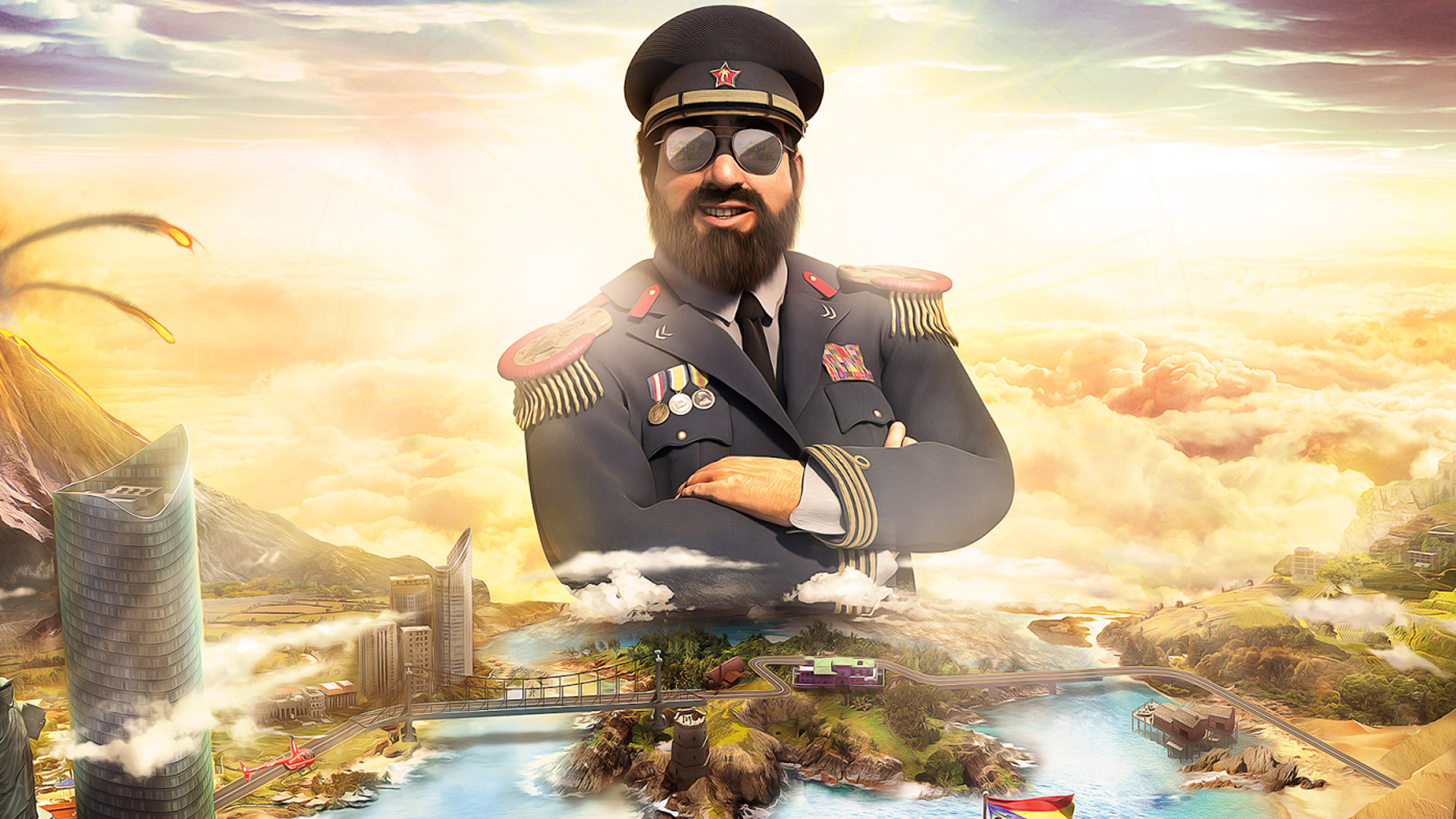 E3 2018: Kalypso Media Shows Tropico 6 and Shadows: Awakening