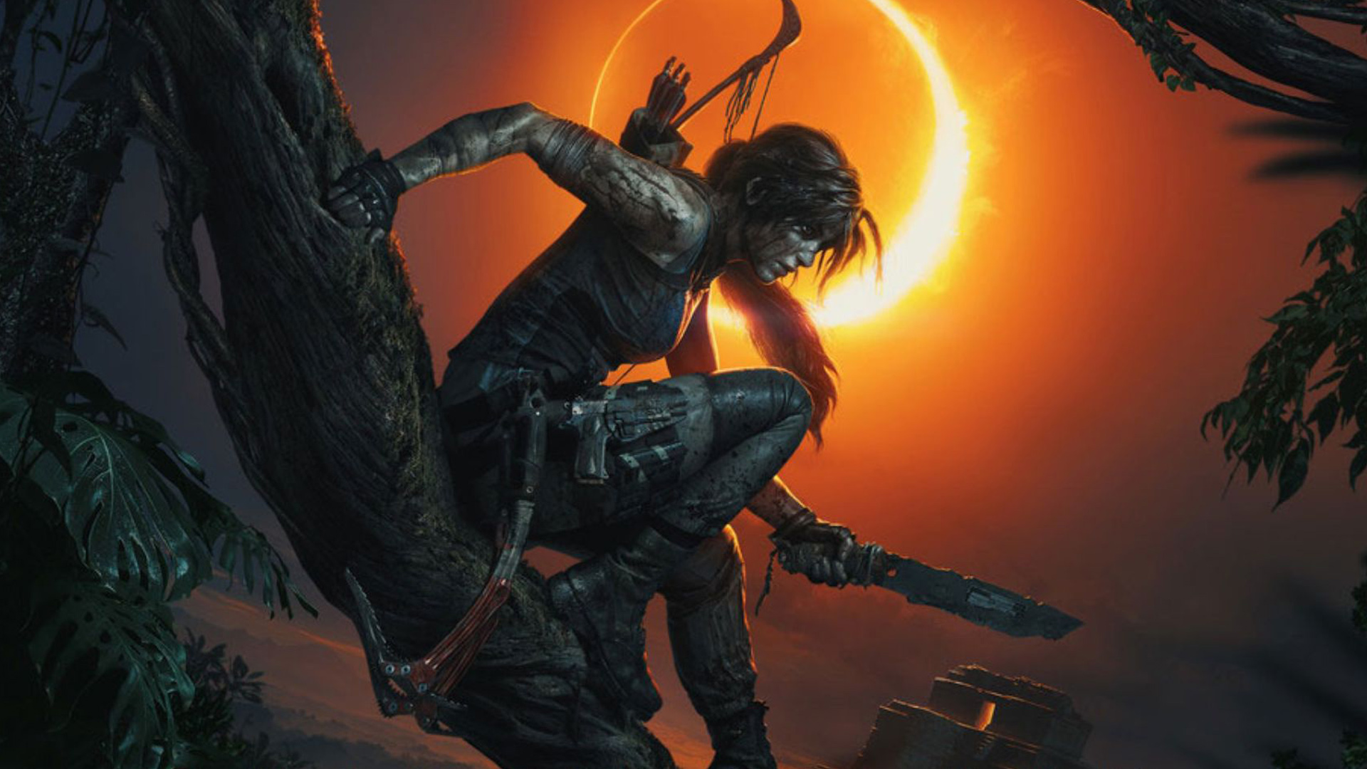 E3 2018: NVIDIA's GPU Powers Shadow of the Tomb Raider To Life