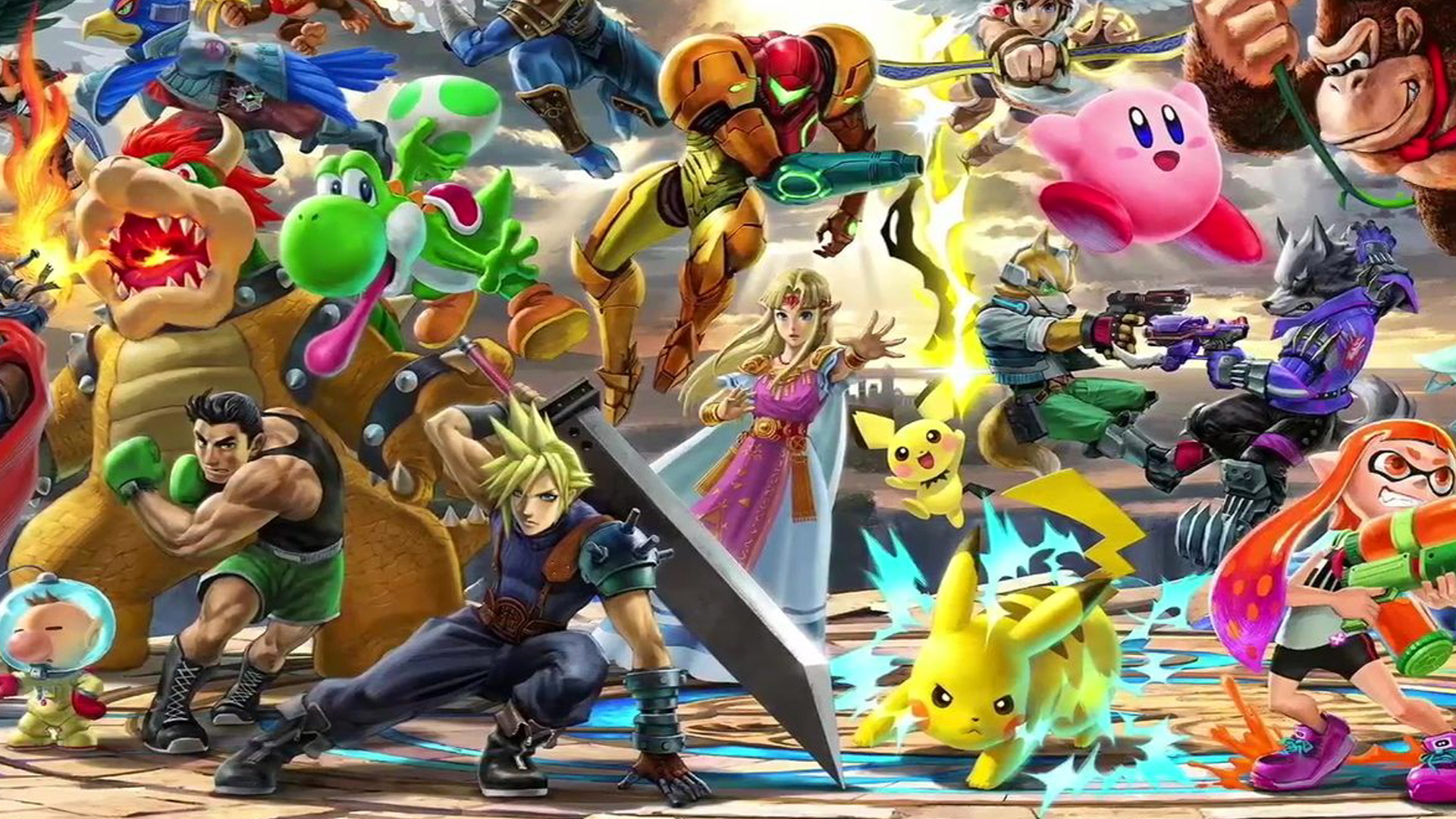 E3 2018: Nintendo Super Smash. Bros. Ultimate, Starlink, and Pokémon Let's Go Hands-on