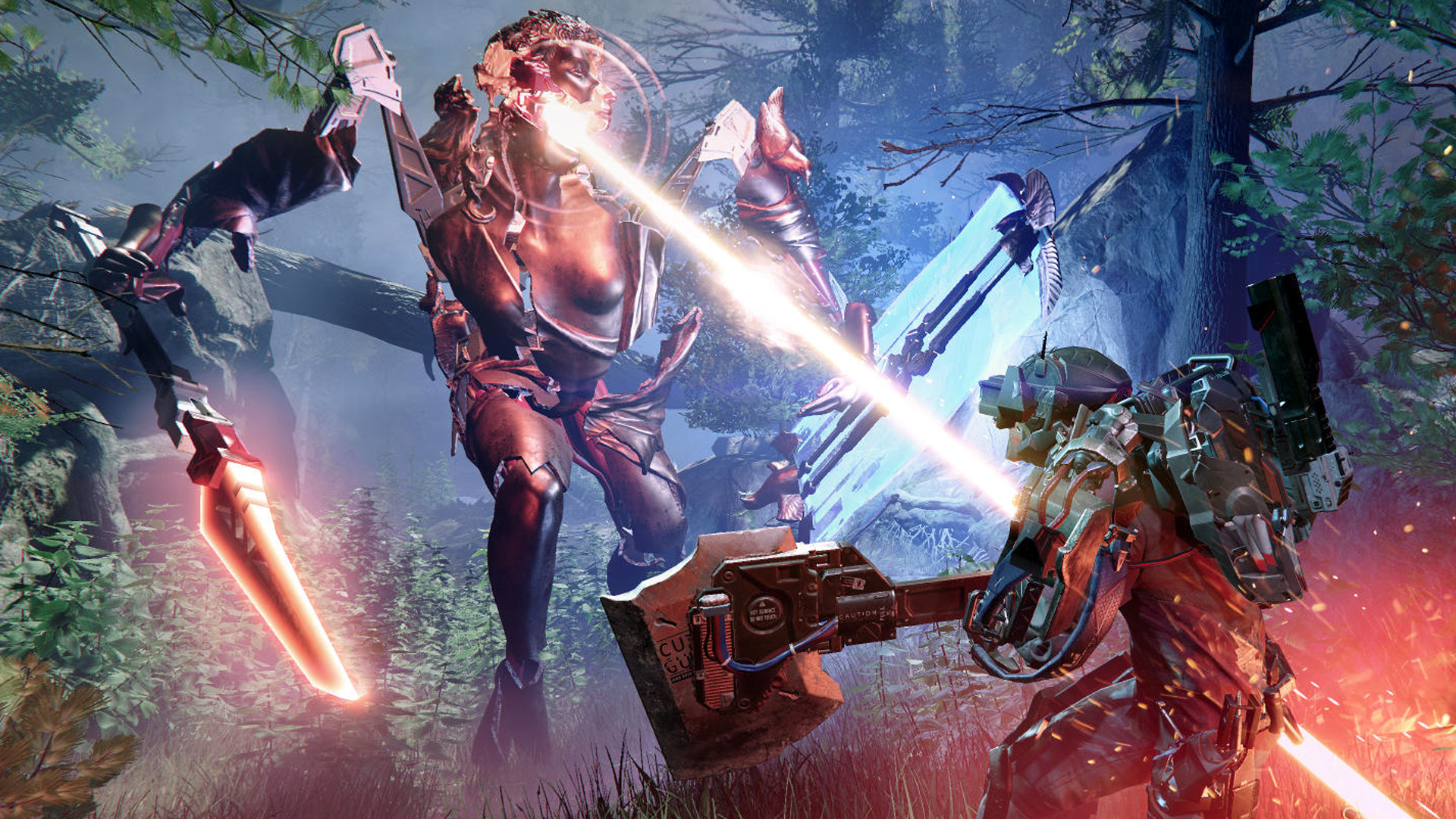 E3 2018: The Surge 2 Promises More Dismemberment Memory Making