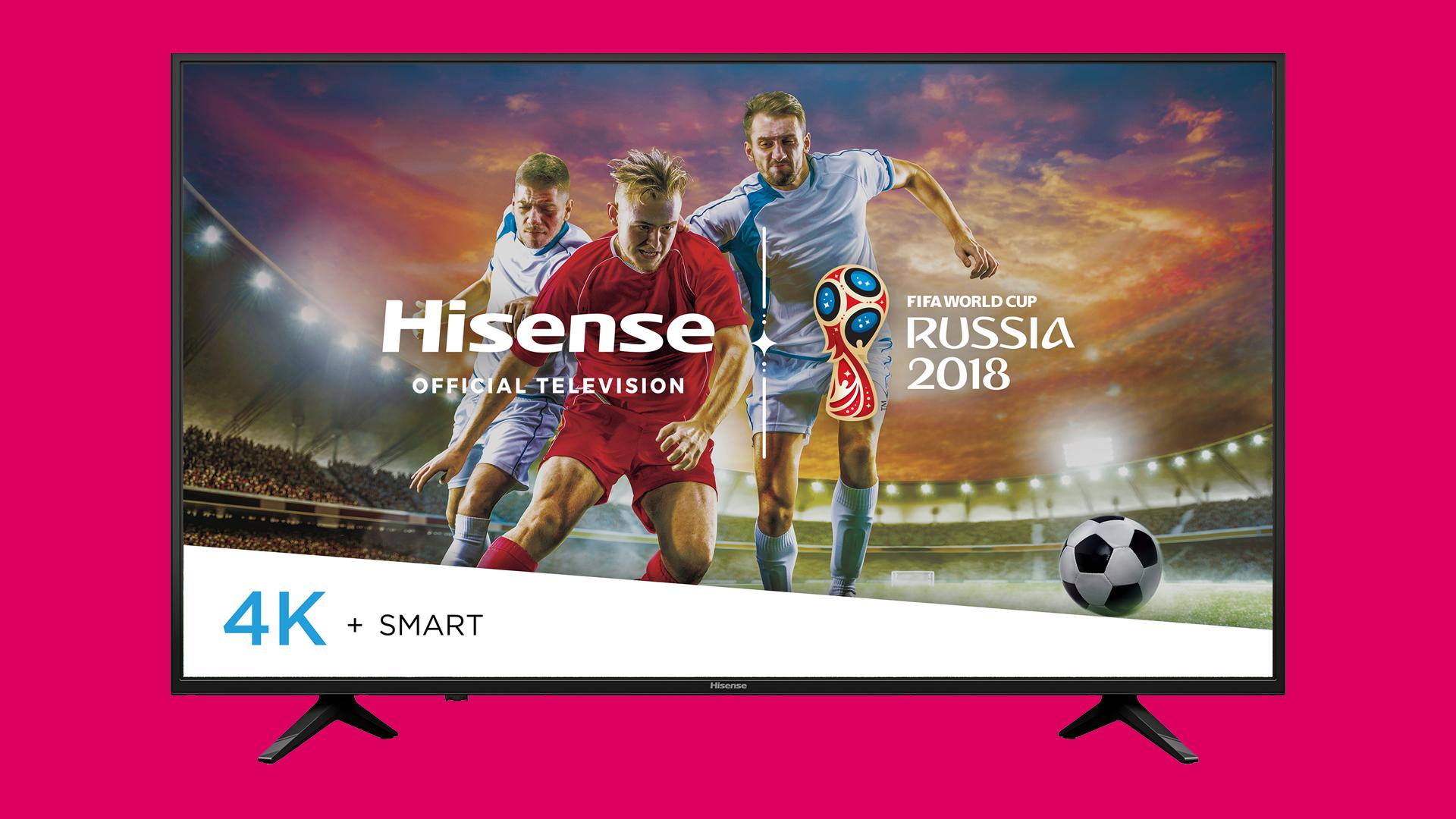 Hisense H6 Series 4K UHD Smart TV (2018)