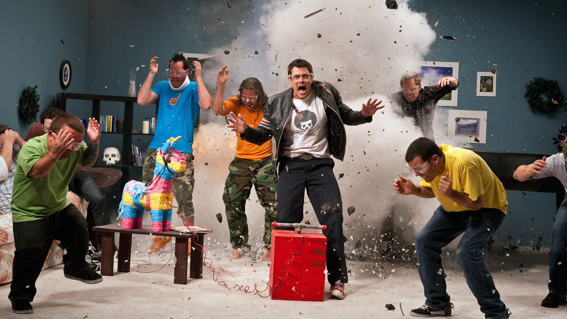 Jackass: Complete TV and Movie Collection