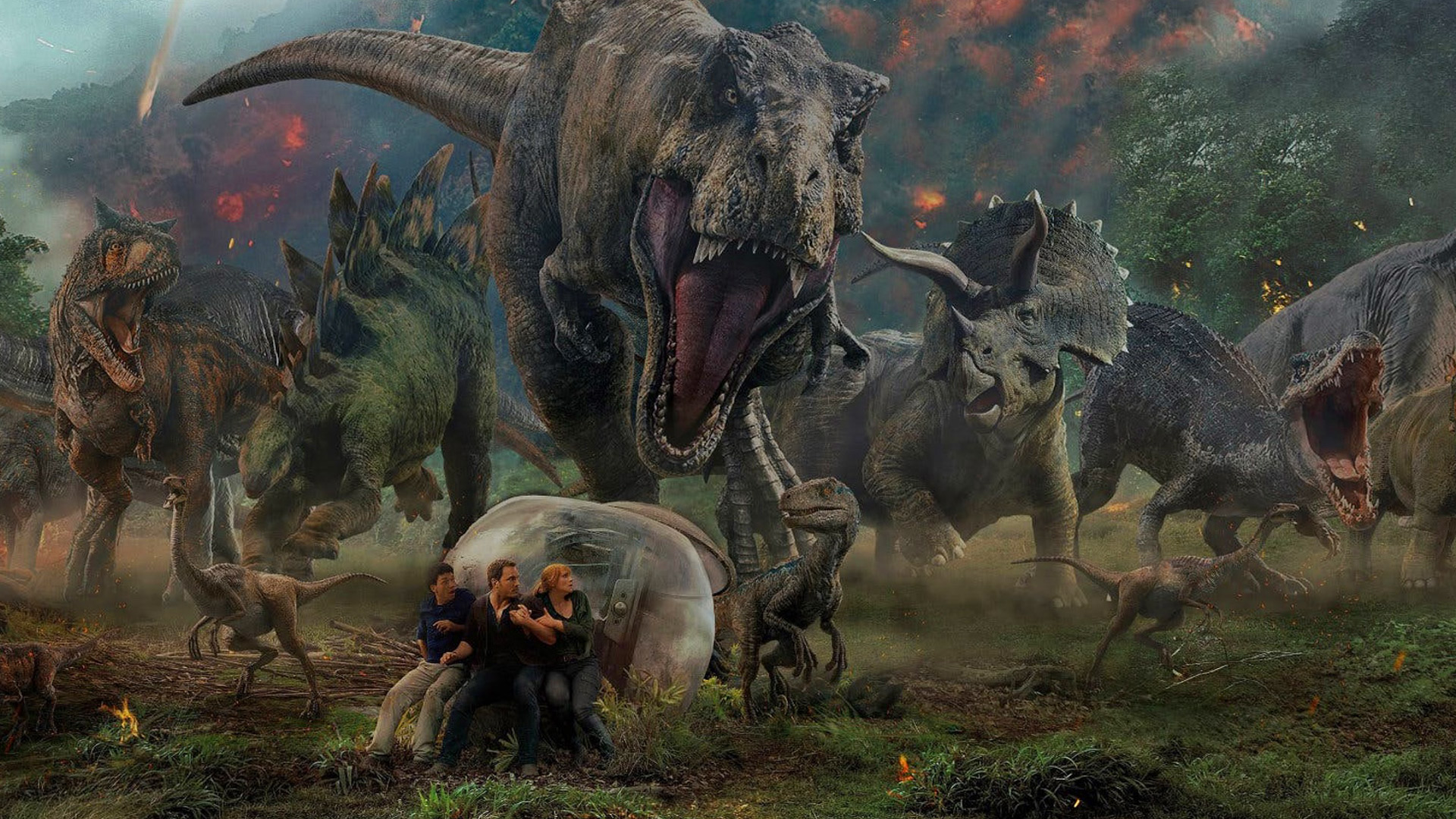 Jurassic World: Fallen Kingdom (2018) Movie Reviews | Popzara Press