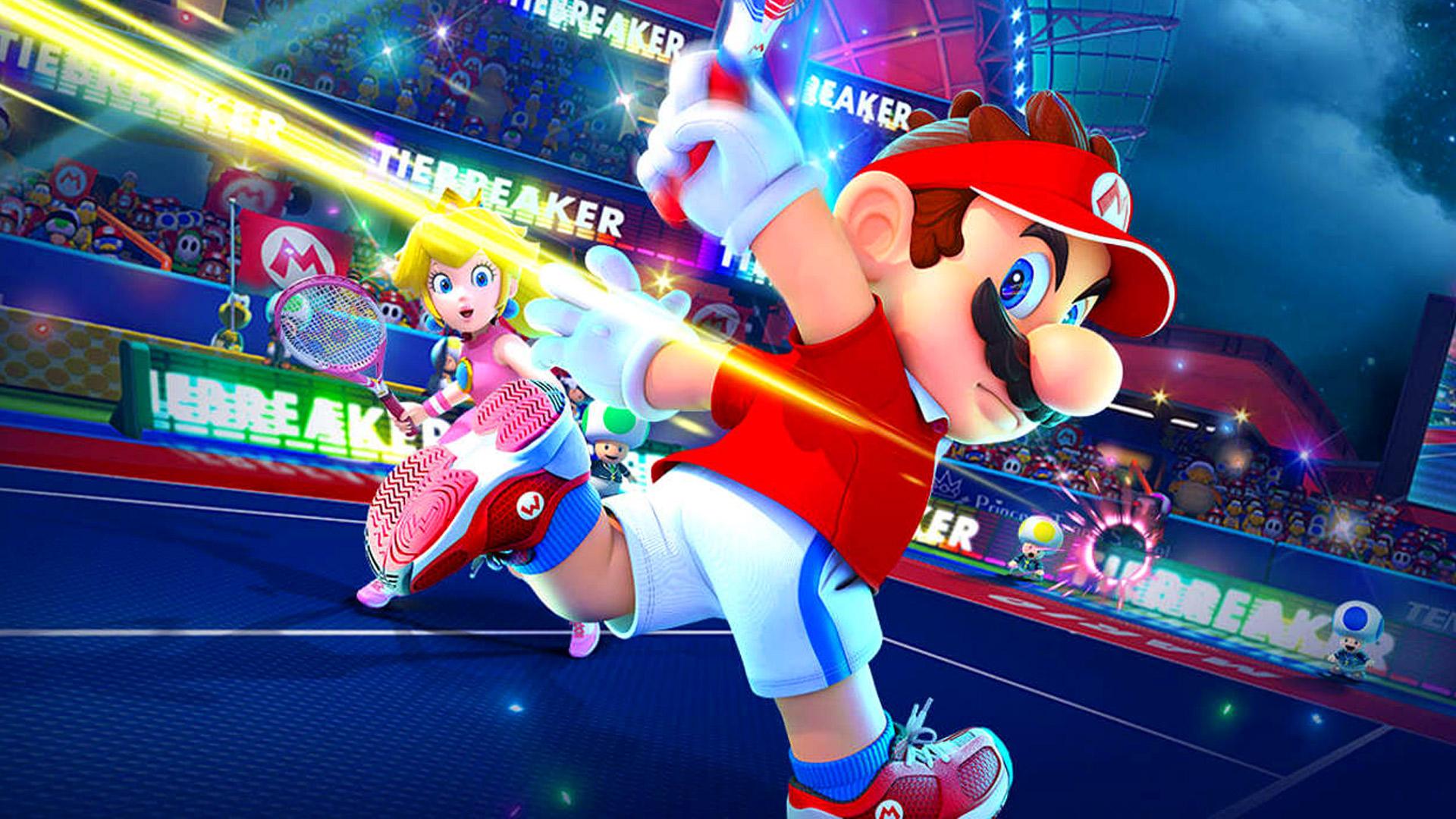 Mario Tennis Aces
