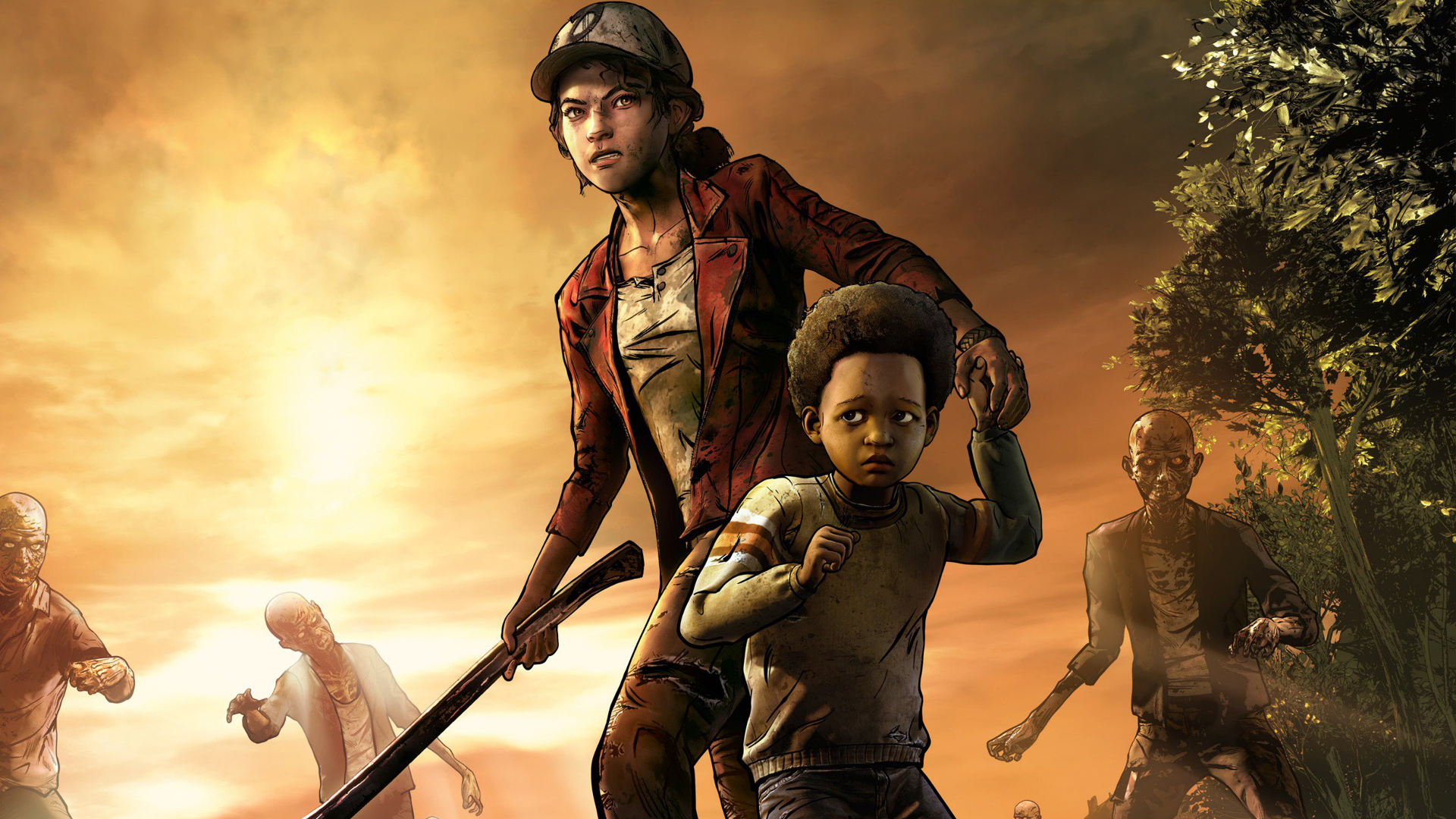 The Walking Dead: The Final Season – Episode One