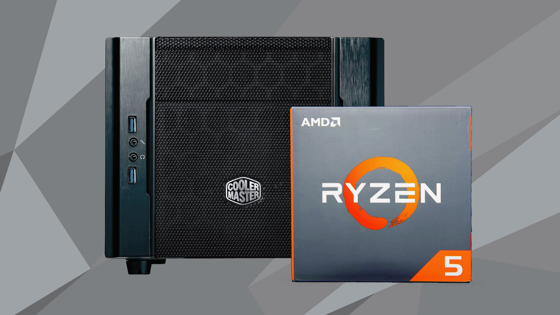 Small-Factor Ryzen: A Mini-ITX PC For Work and Play