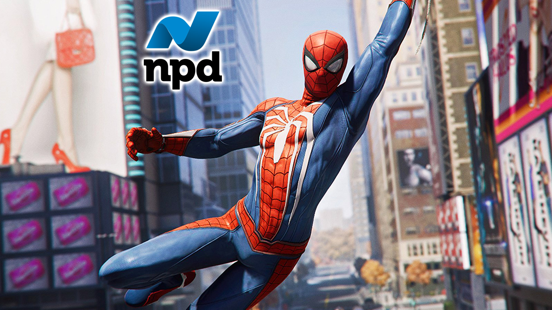 NPD September 2018 Gaming Estimates and Analysis: Spider-Man Swings to Victory