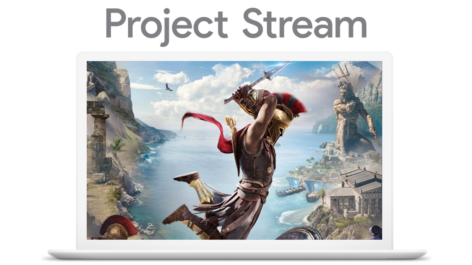 Google Project Stream: Assassin's Creed Odyssey