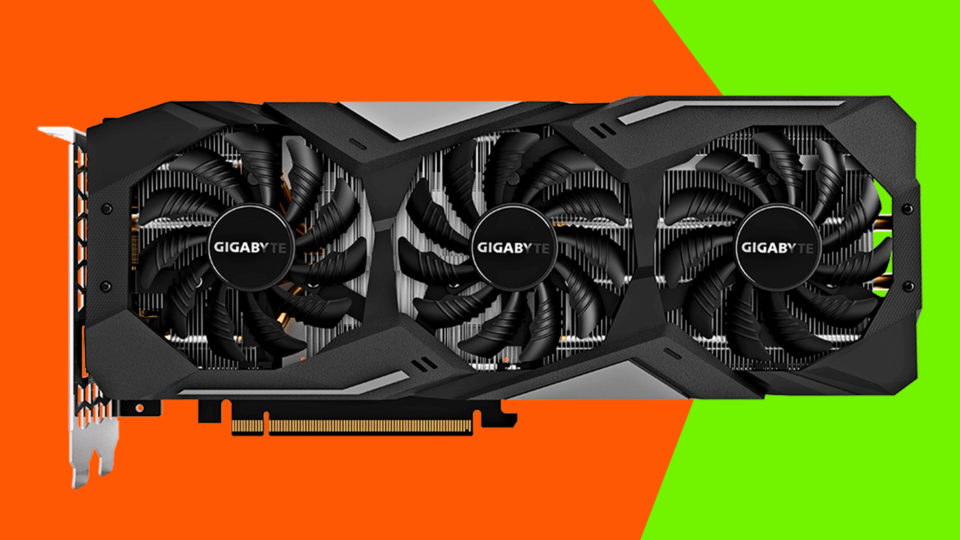 GIGABYTE GeForce RTX 2070 GAMING OC 8G Graphics Card