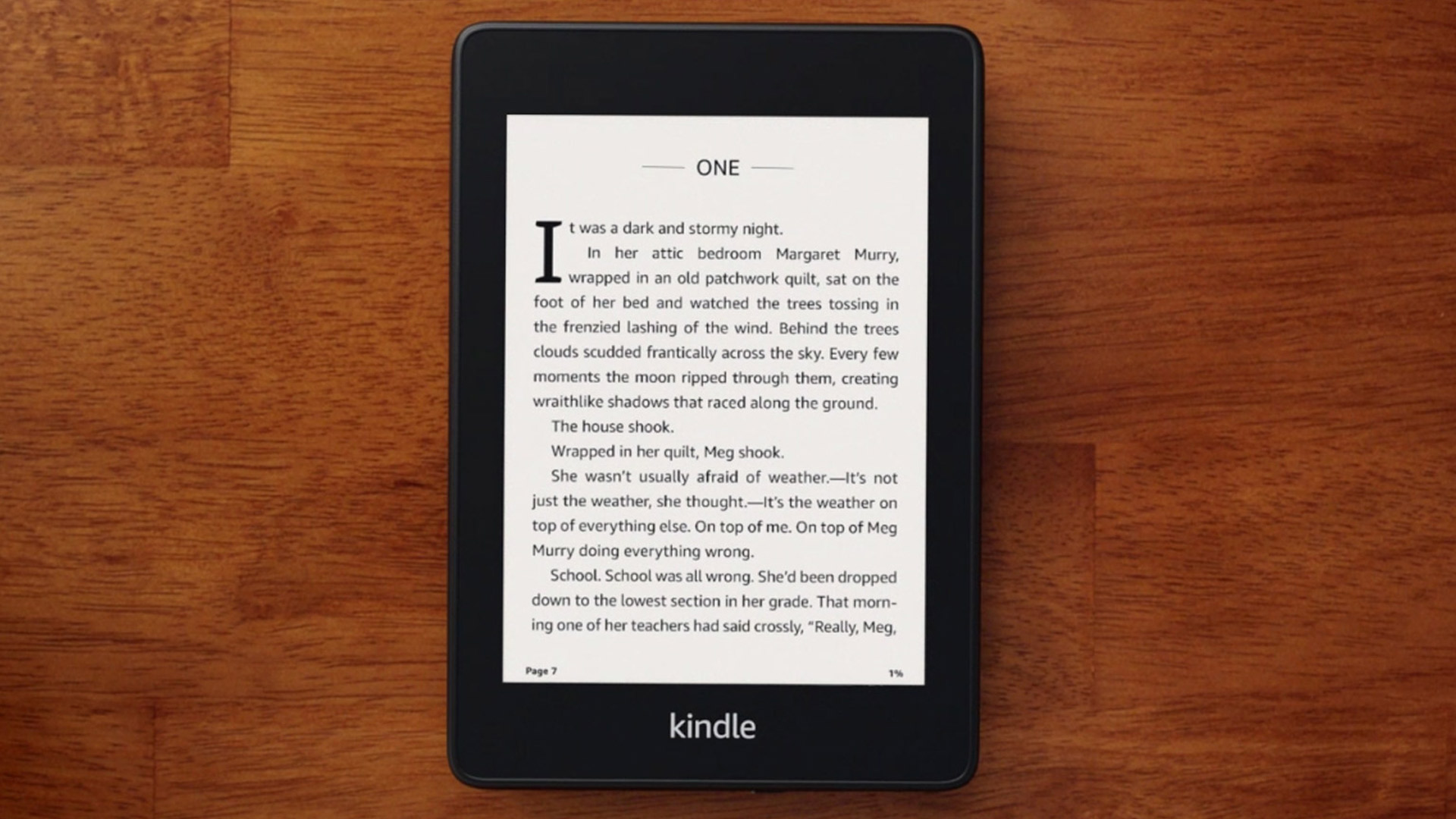 Kindle Paperwhite e-Reader (2018)