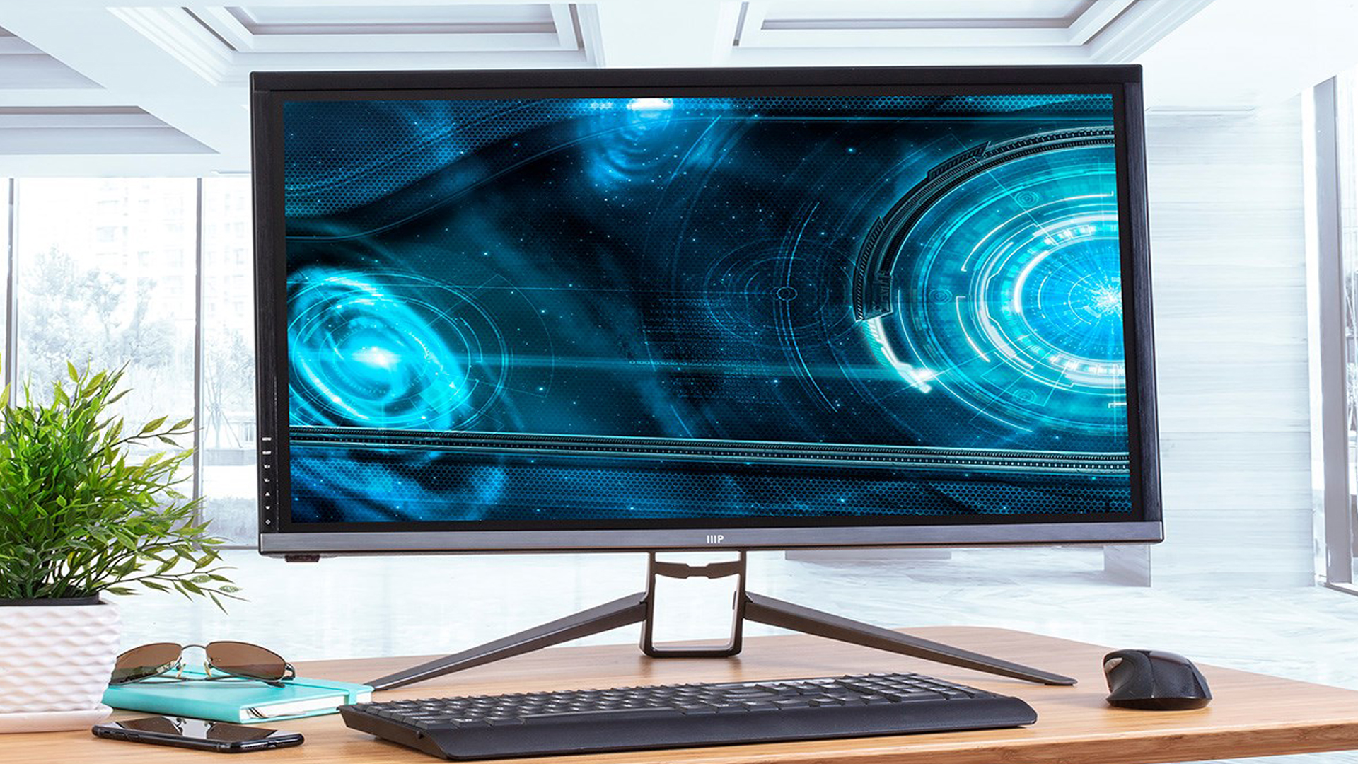 Monoprice MP 28in 4K HDR Gaming Monitor