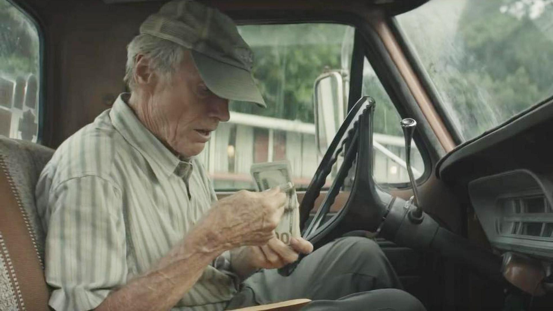 La Mula, protagonizada por Clint Eastwood